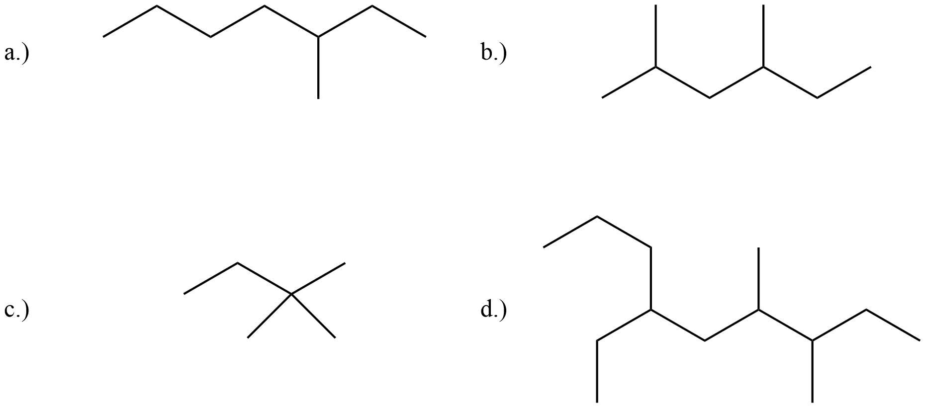 bung-zur-Nomenklatur-der-Alkane-I Nomenklatur der Alkane