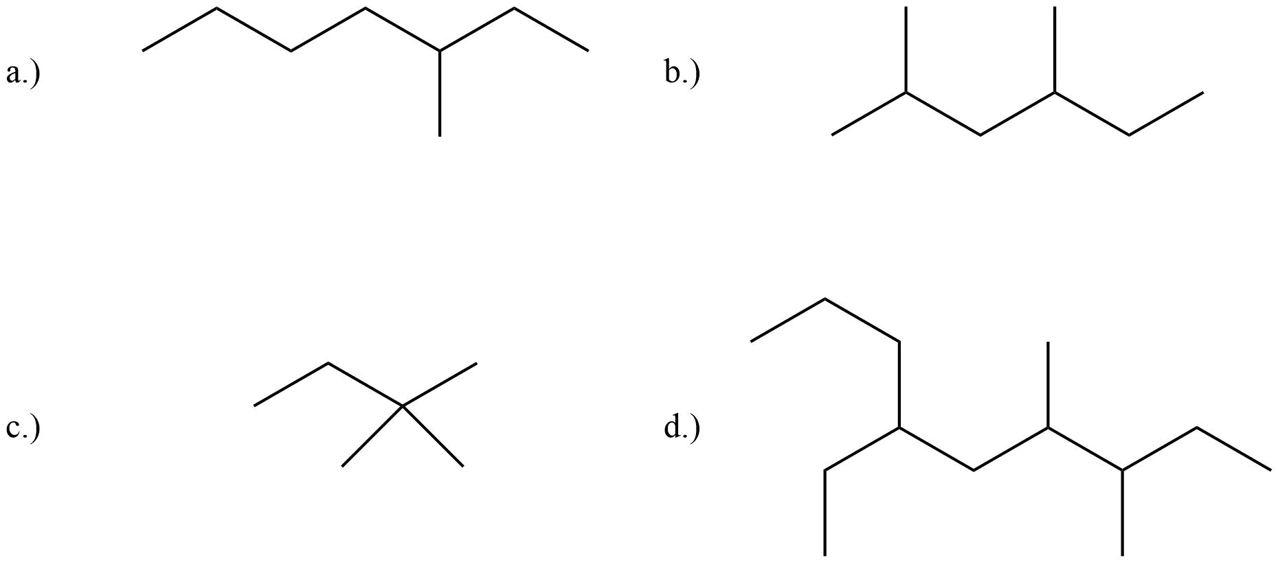 bung-zur-Nomenklatur-der-Alkane Nomenklatur der Alkane