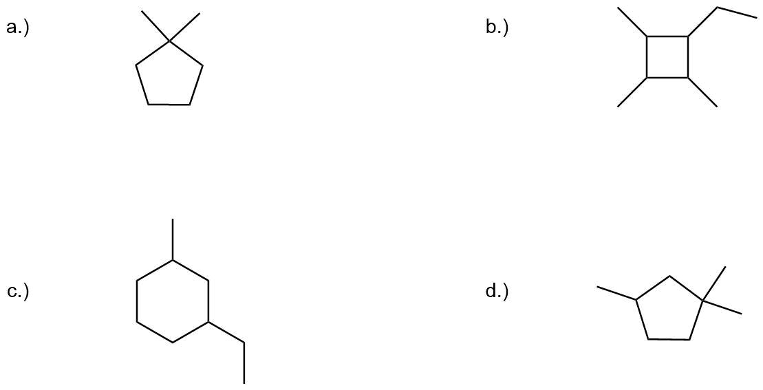 bung-zur-Nomenklatur-der-Cycloalkane-I Nomenklatur der Cycloalkane