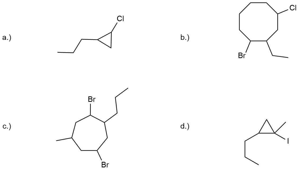 bung-zur-Nomenklatur-der-Cycloalkane-II Nomenklatur der Cycloalkane