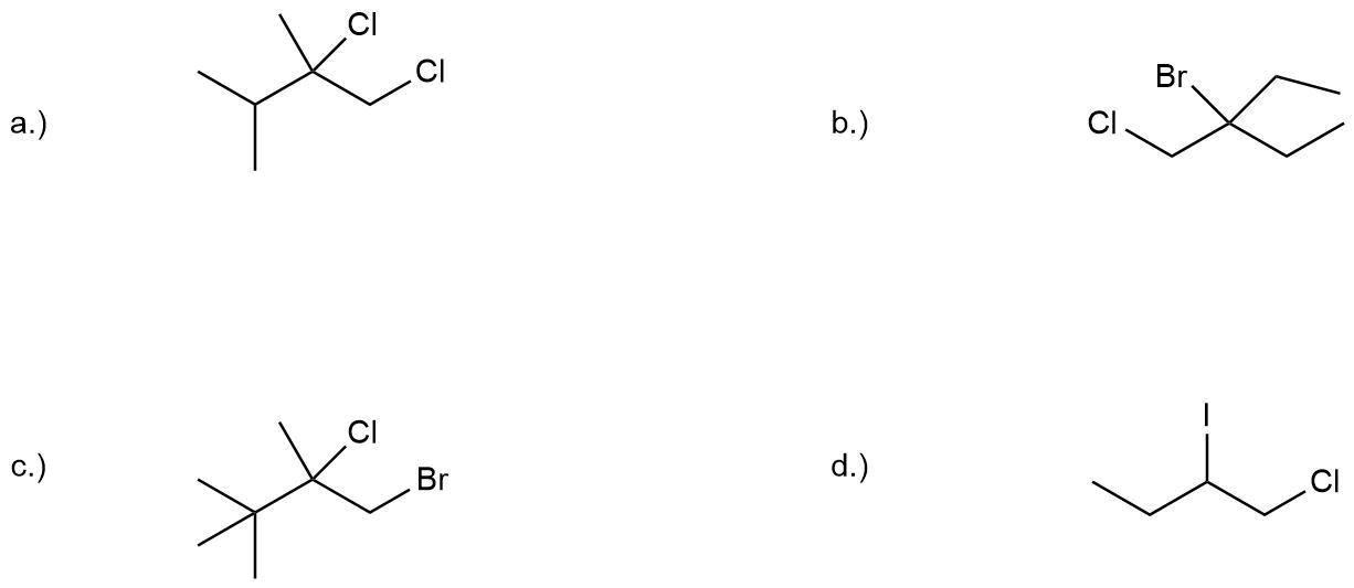 bungen-Teil-III Nomenklatur der Alkane