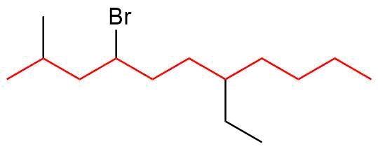 Beispiel-I Nomenklatur der Alkane