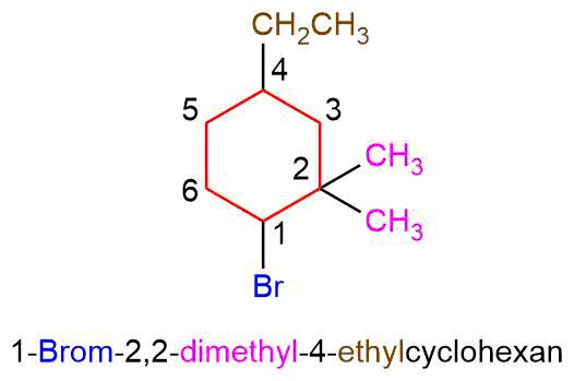 Nomenklatur-der-Cycloalkane-Beispiel-III Nomenklatur der Cycloalkane