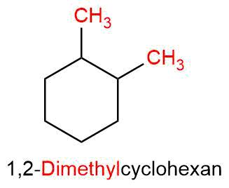 Nomenklatur-der-Cycloalkane-III Nomenklatur der Cycloalkane